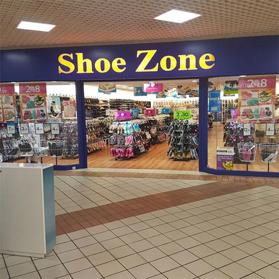 Shoe Shops In Wakefield